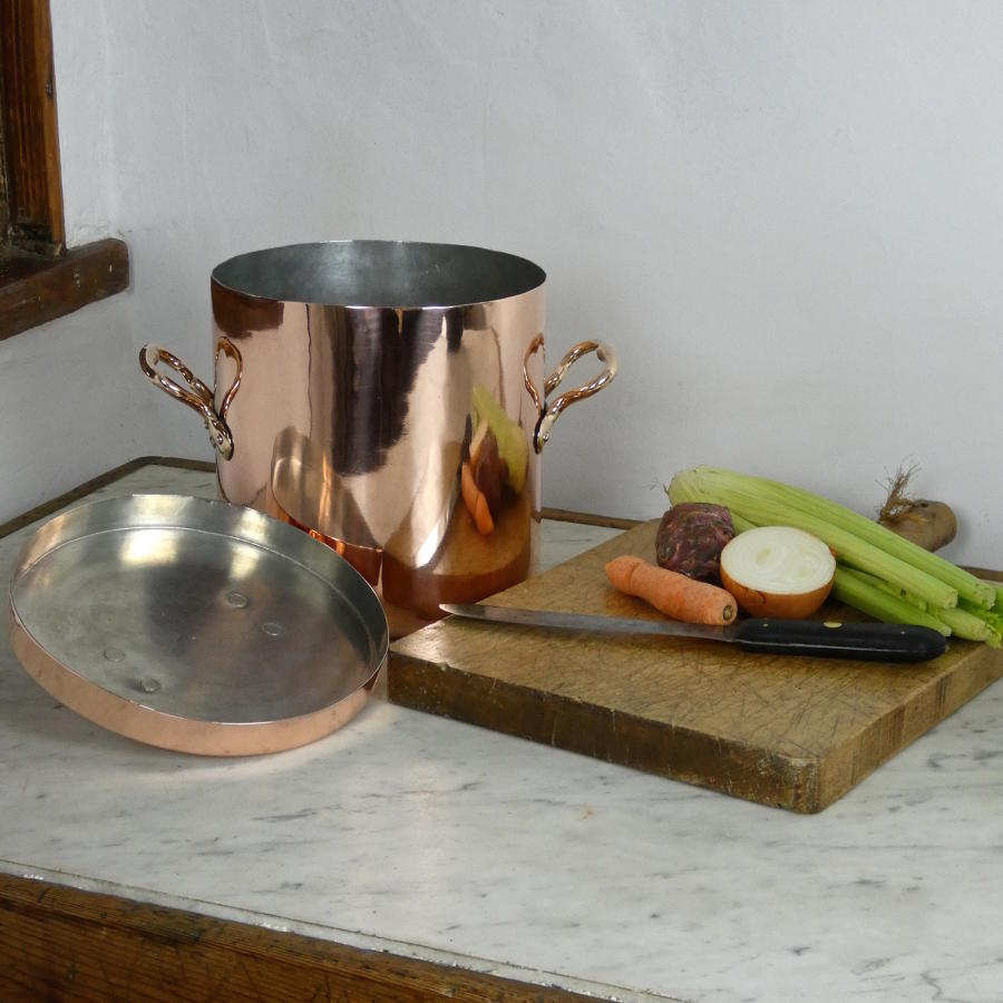 Usable Copper Kitchenware