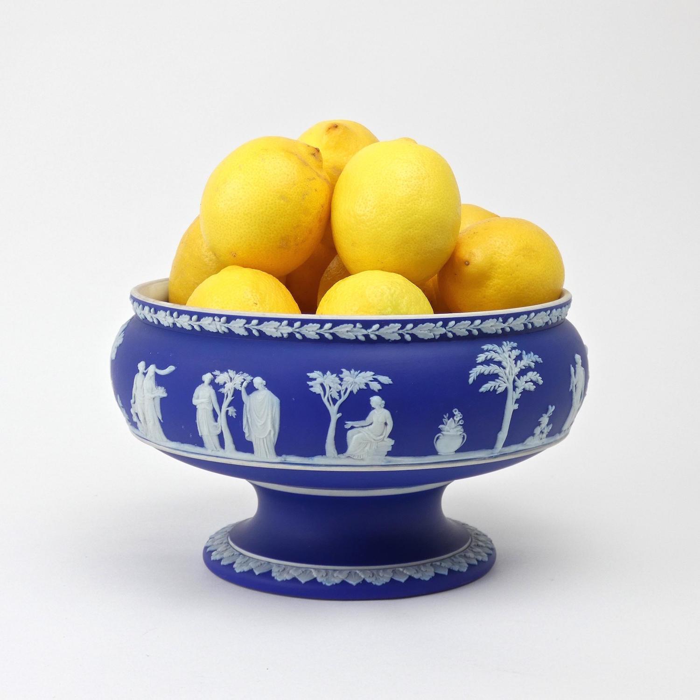 Pedestal Bowl.