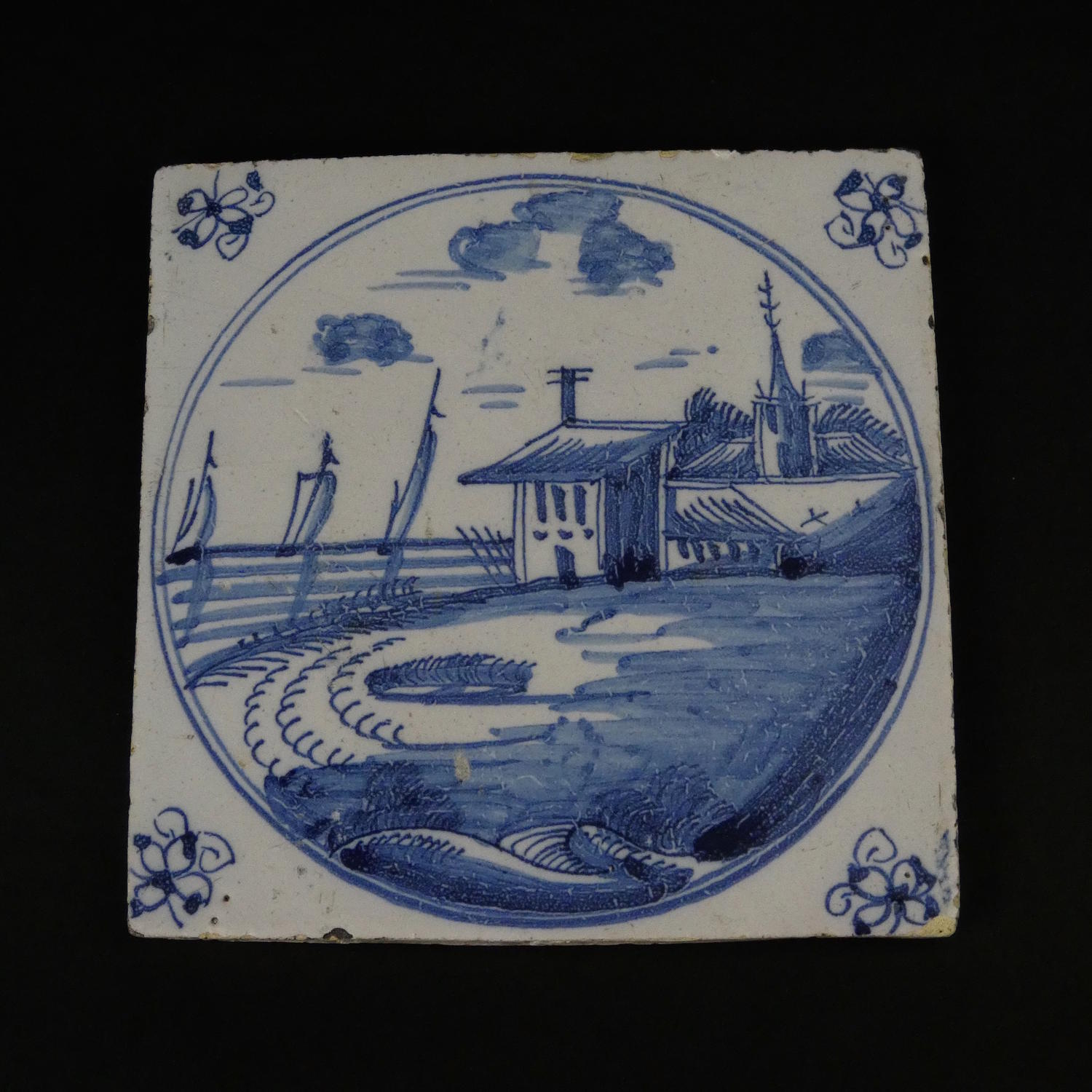 Dutch Delft Tile