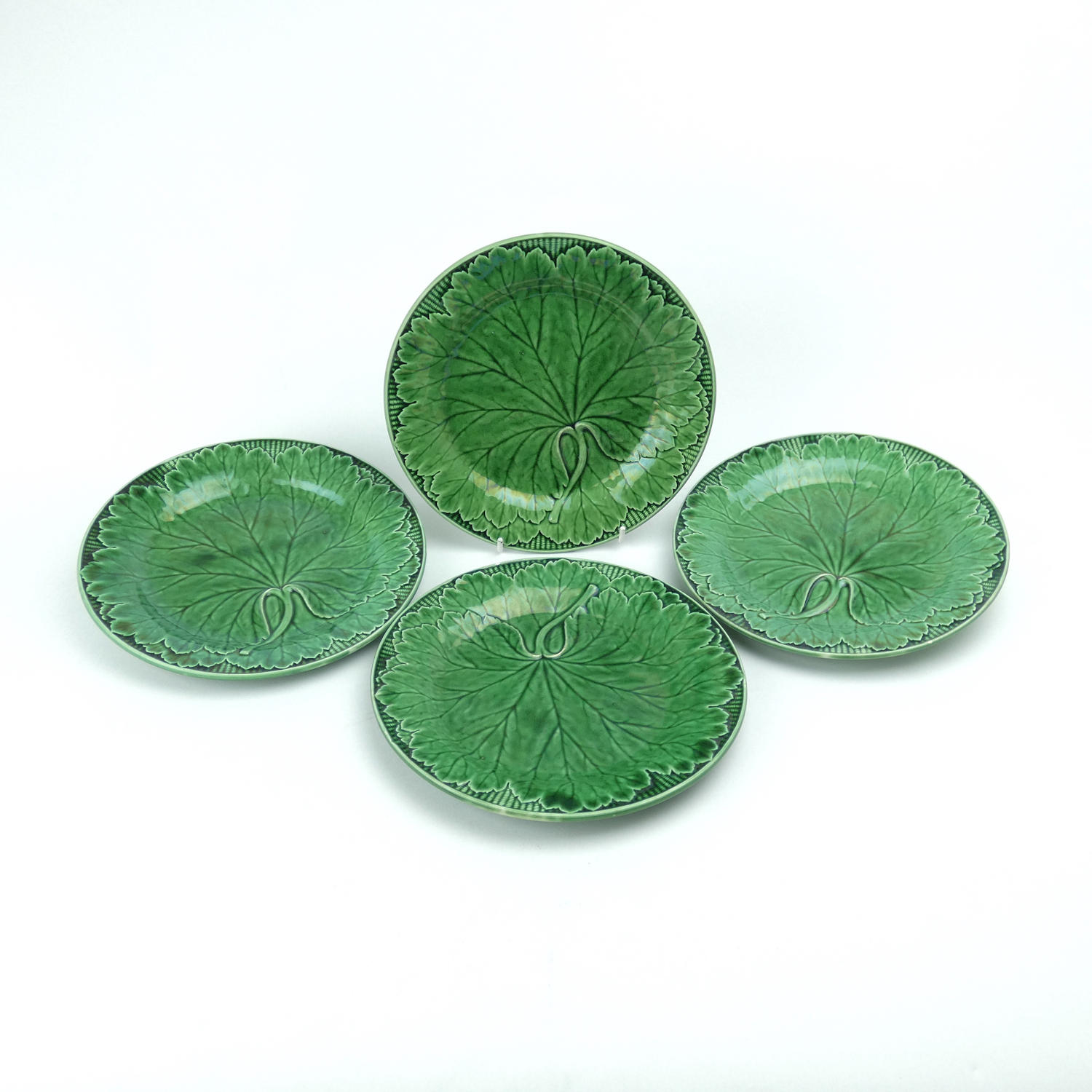 Cabbage Leaf Plates.