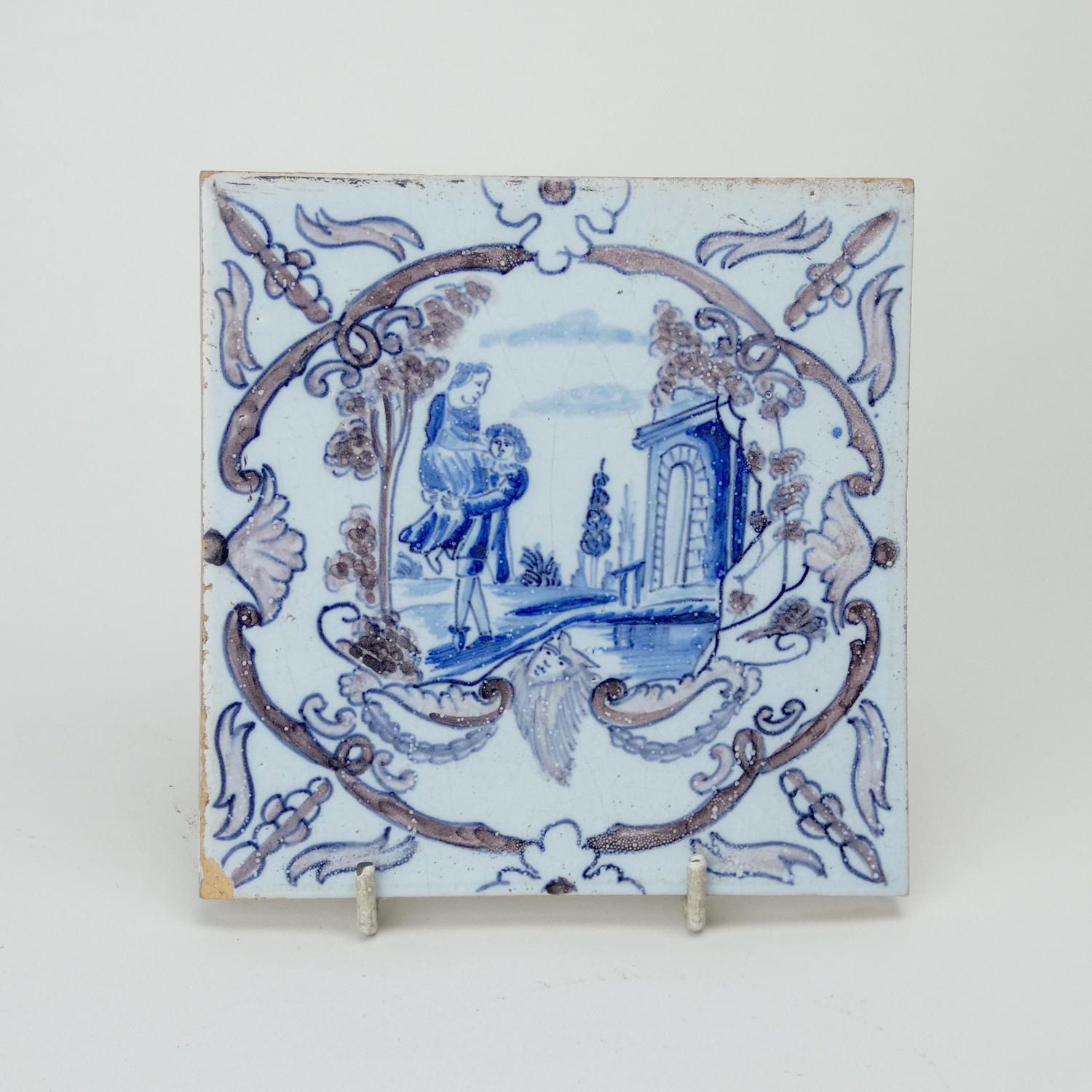 French Faience Tiles