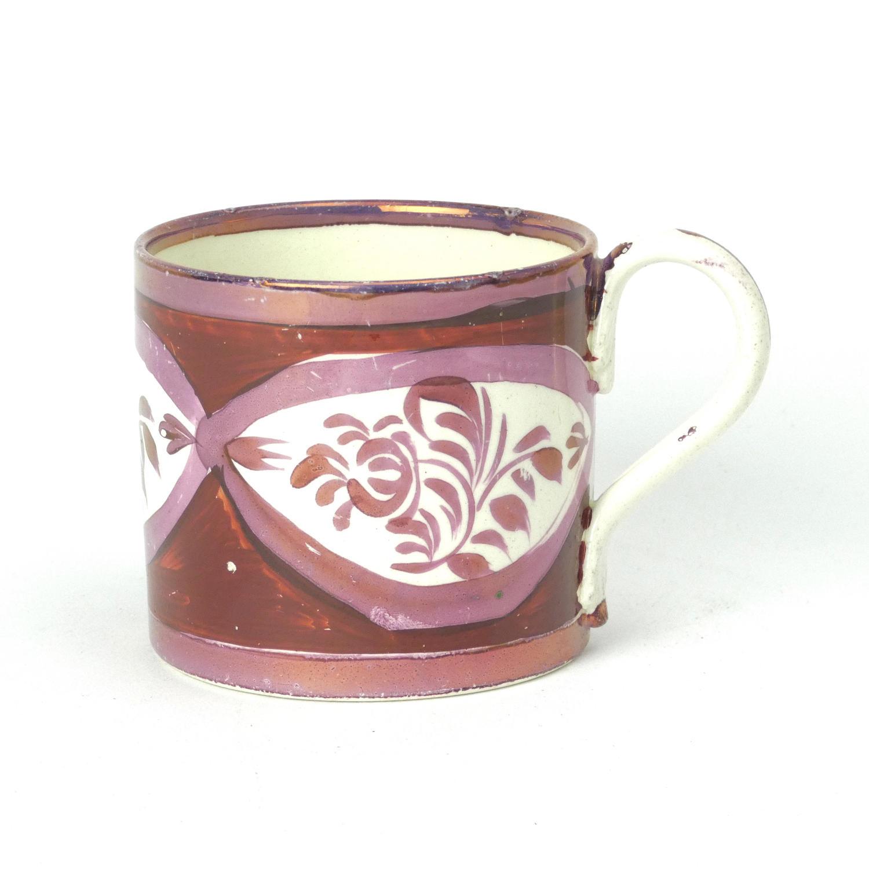 Creamware Child's Mug