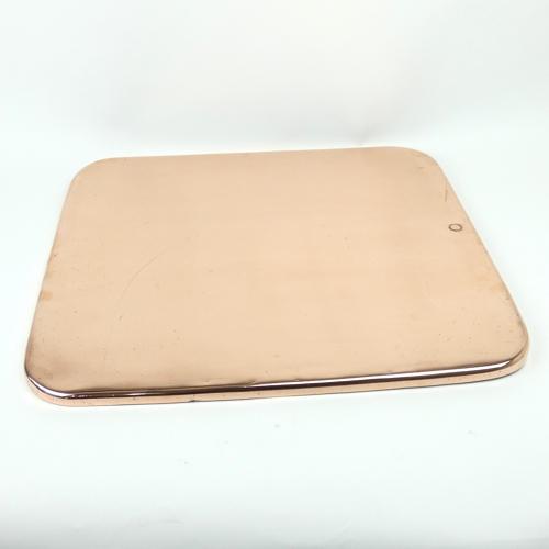 Copper Baking Sheet.