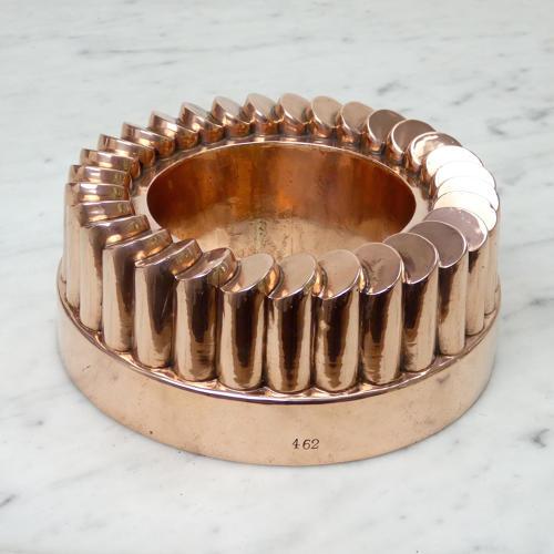 Pennytop mould