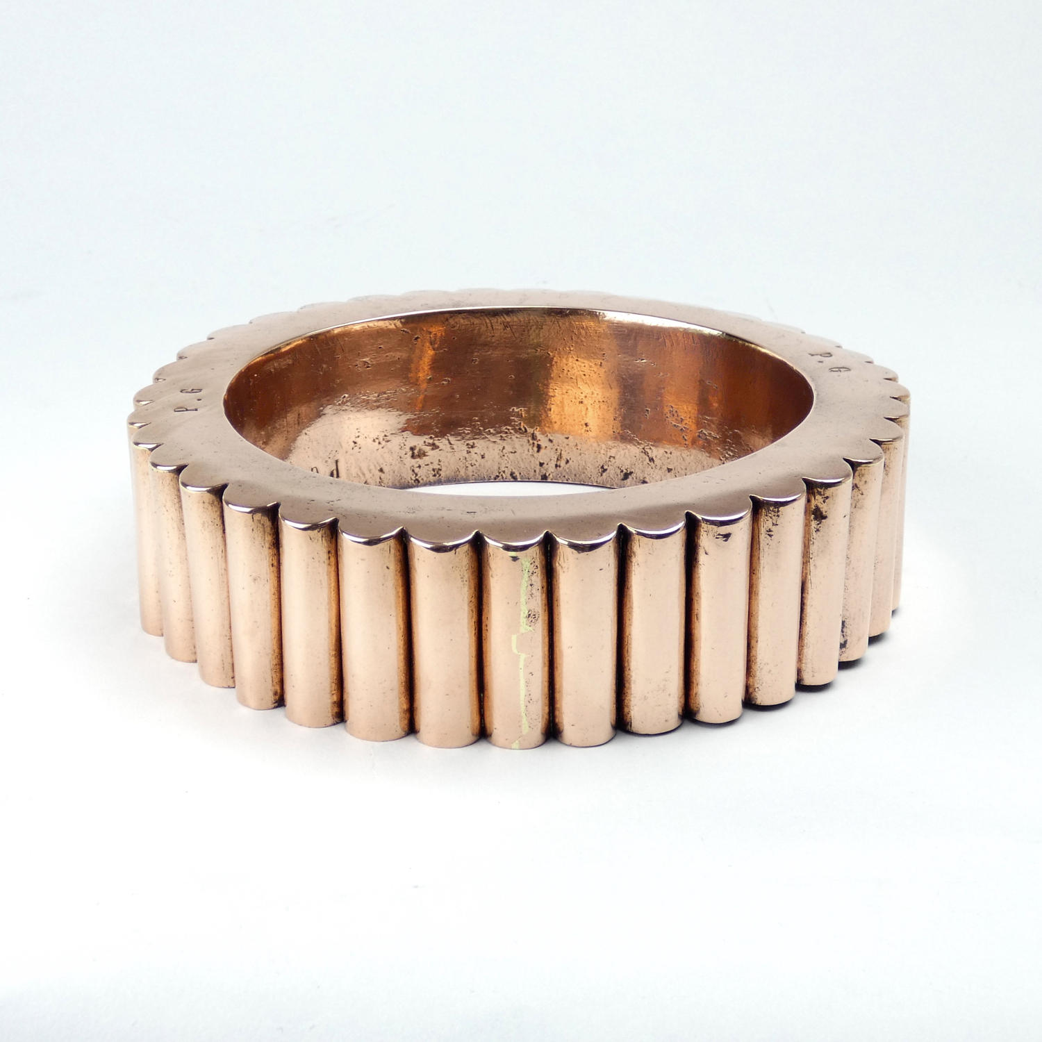 Flat Topped Ring Mould