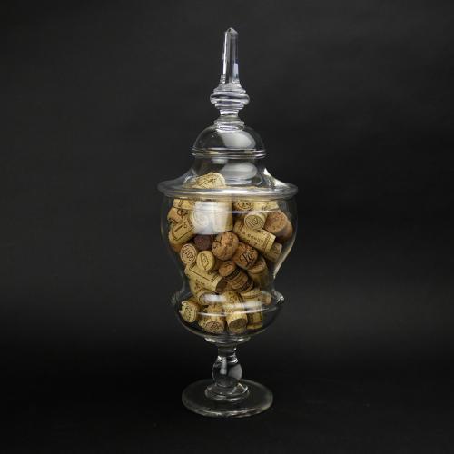 Fancy Storage Jar