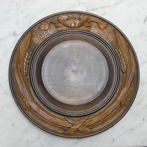 Well Carved Platter