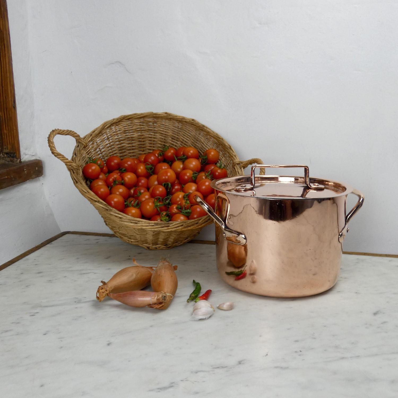 Casserole or Shallow Stockpot
