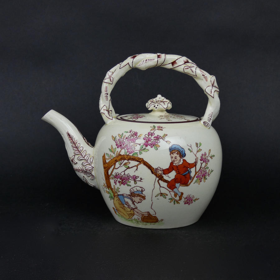 Kate Greenaway Tea Kettle
