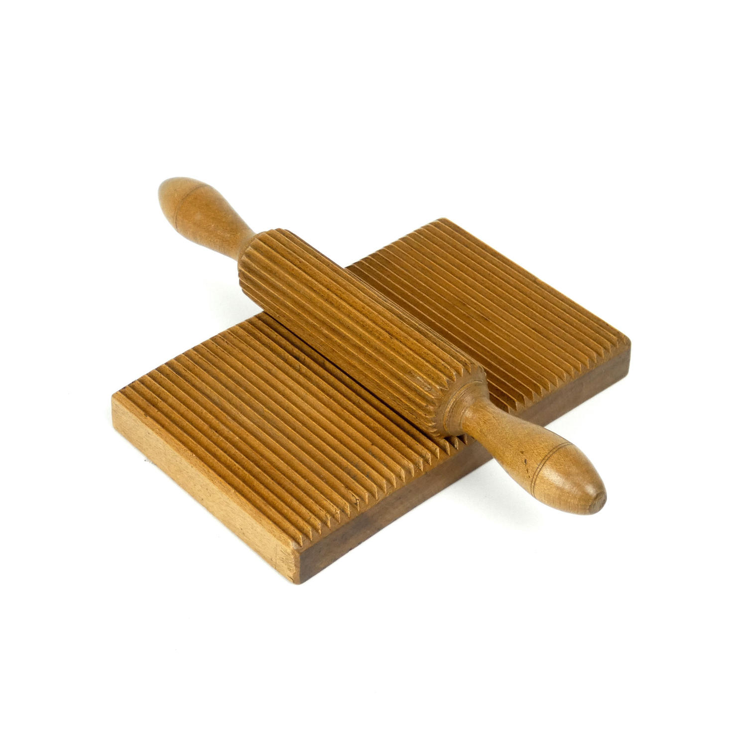 Wooden Crimping Iron