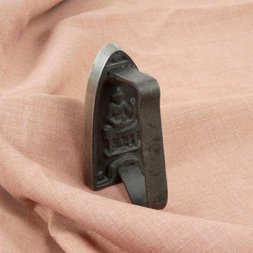 Unusual Flat Iron