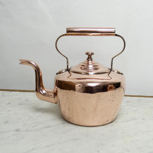 Impressive Early Victorian Kettle