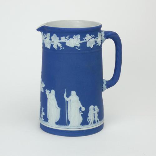 Tall tapered jug