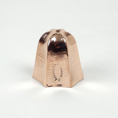Hexagonal, miniature mould.