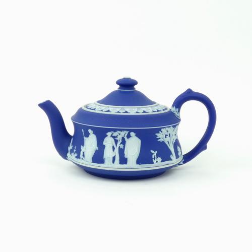 Etruscan teapot.