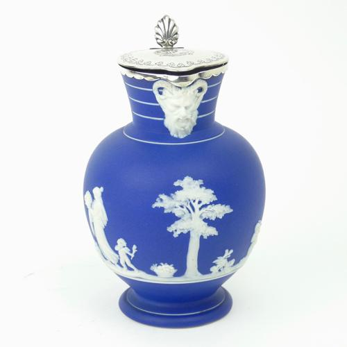 Wedgwood 'Doric' shaped jug