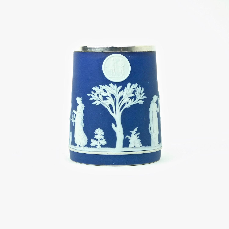 Wedgwood mug made for Elkington