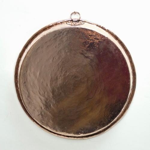 Large copper baking dish