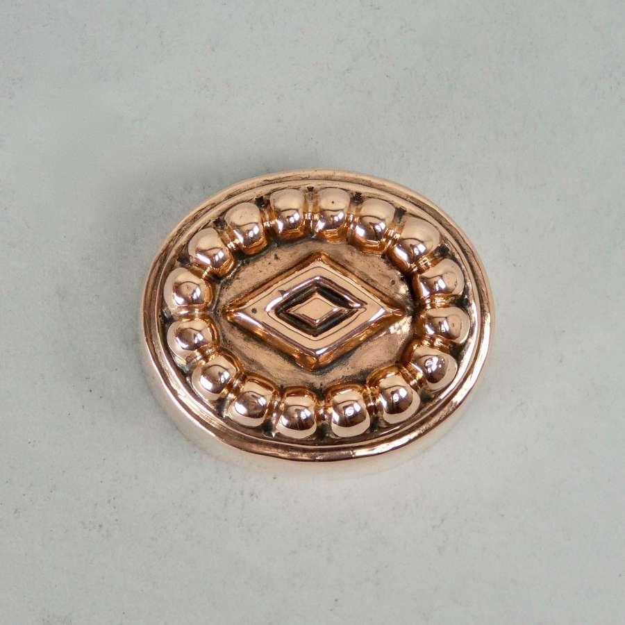 Diamond top mini mould
