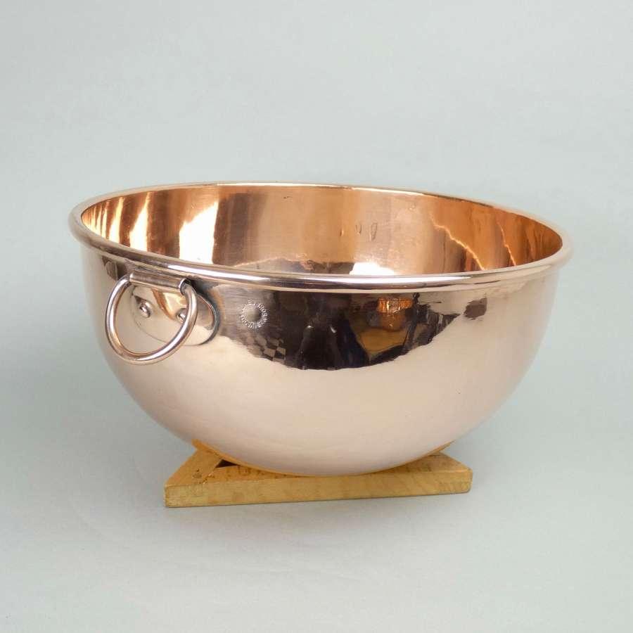 'JONES BROS' egg bowl.