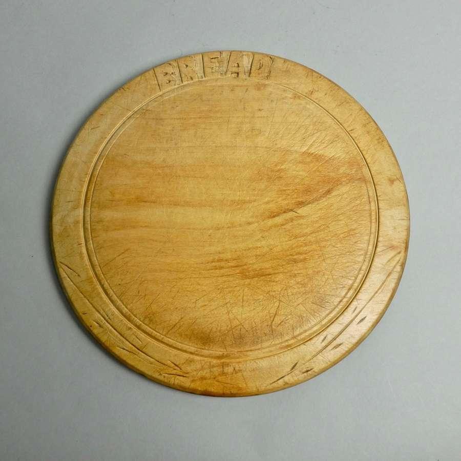Wooden 'Bread' board