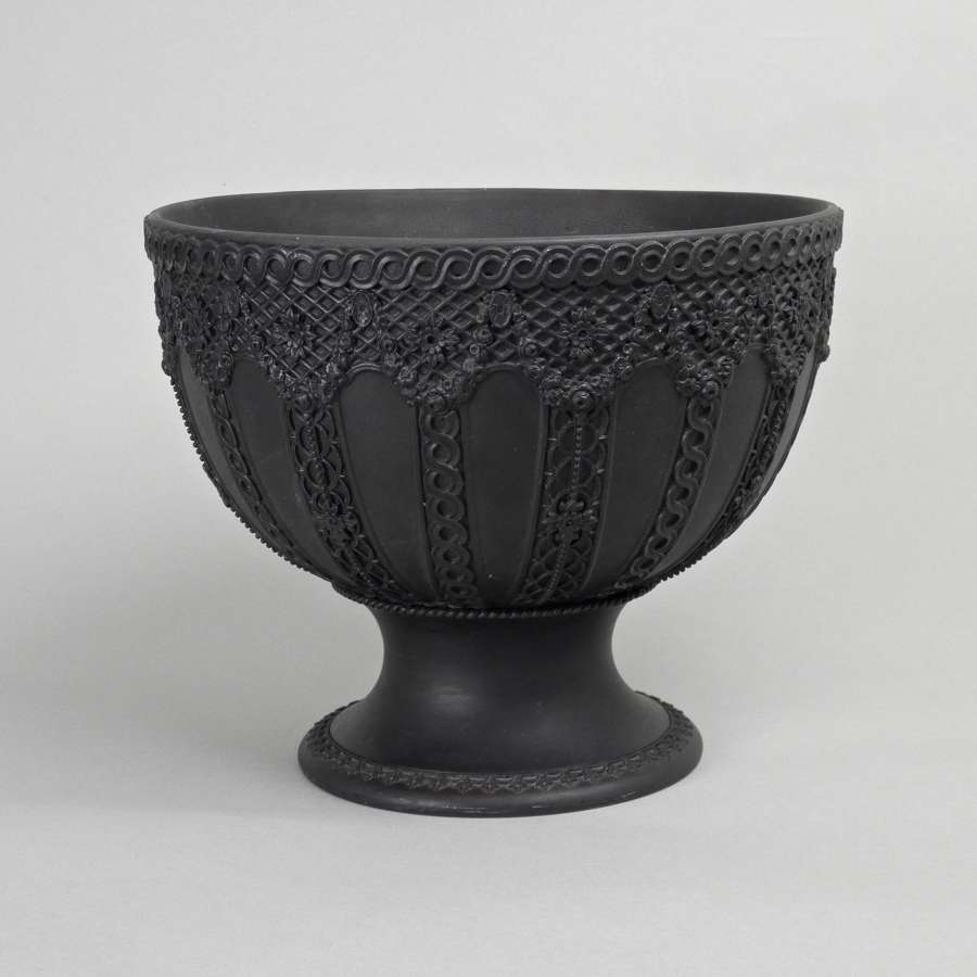 Superb basalt bowl
