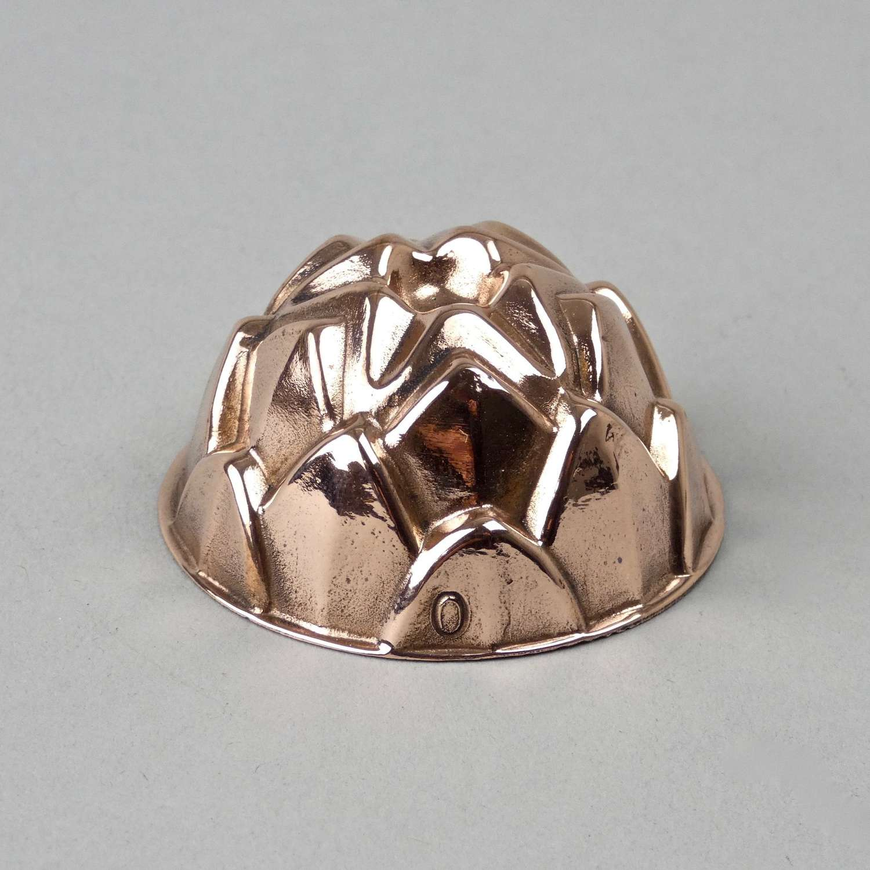 Mini globe artichoke mould