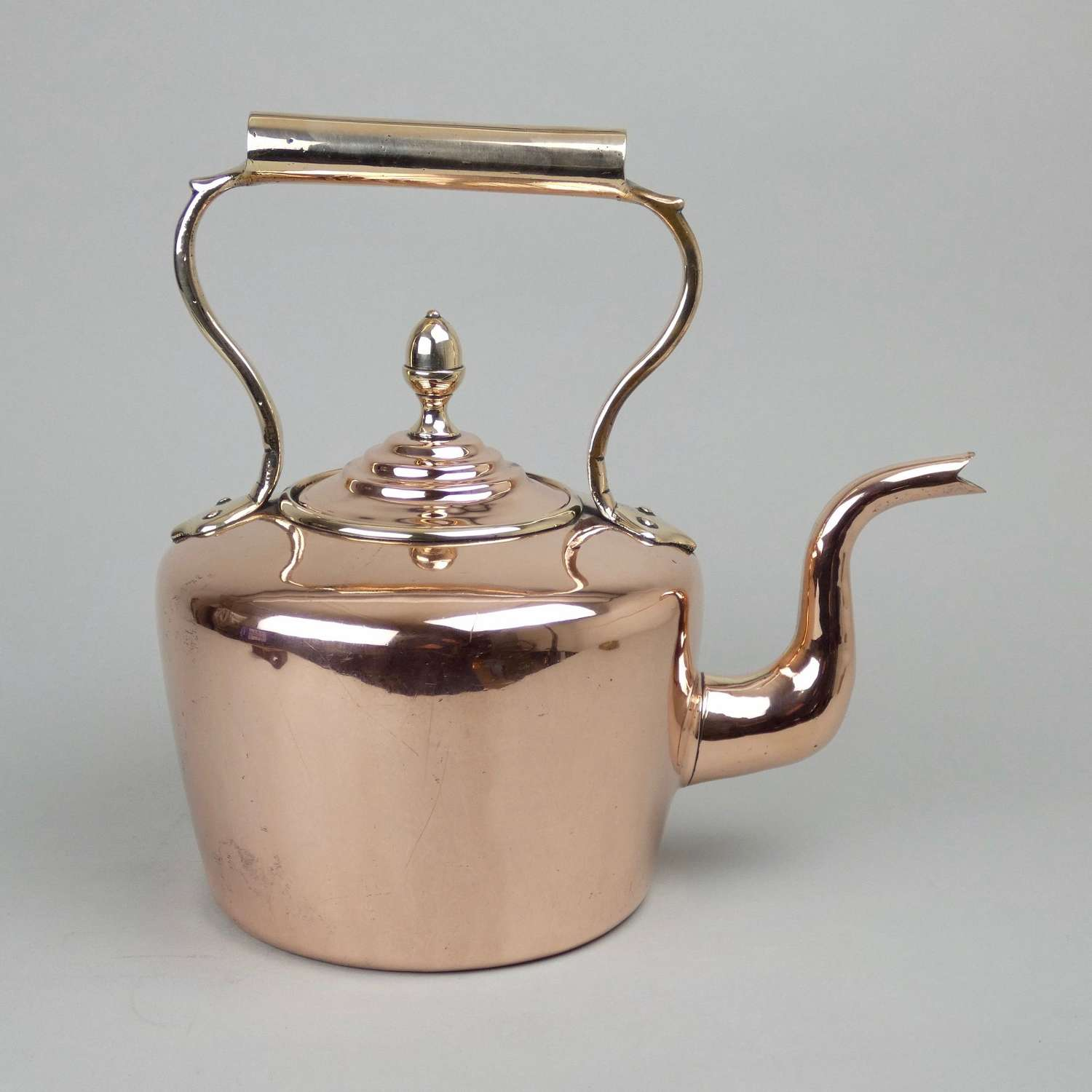 Good English copper kettle