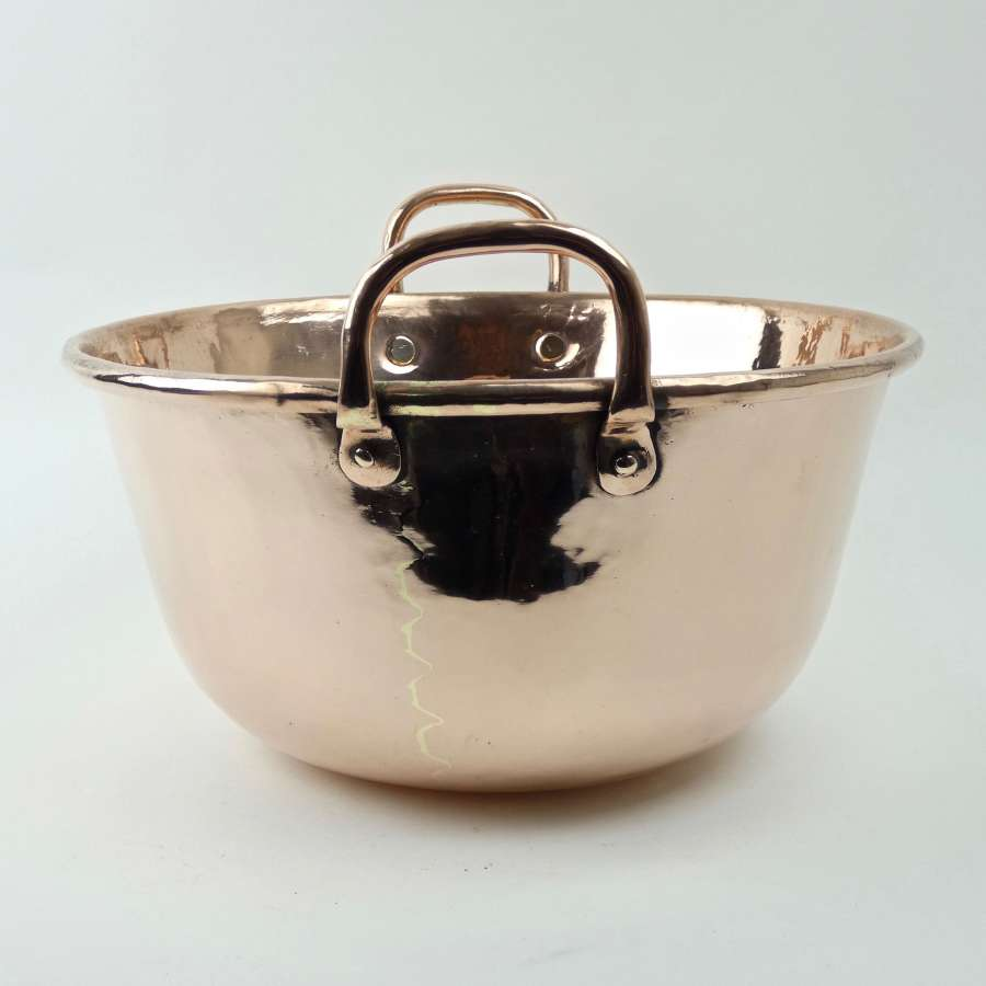 Rustic, French sugar bowl