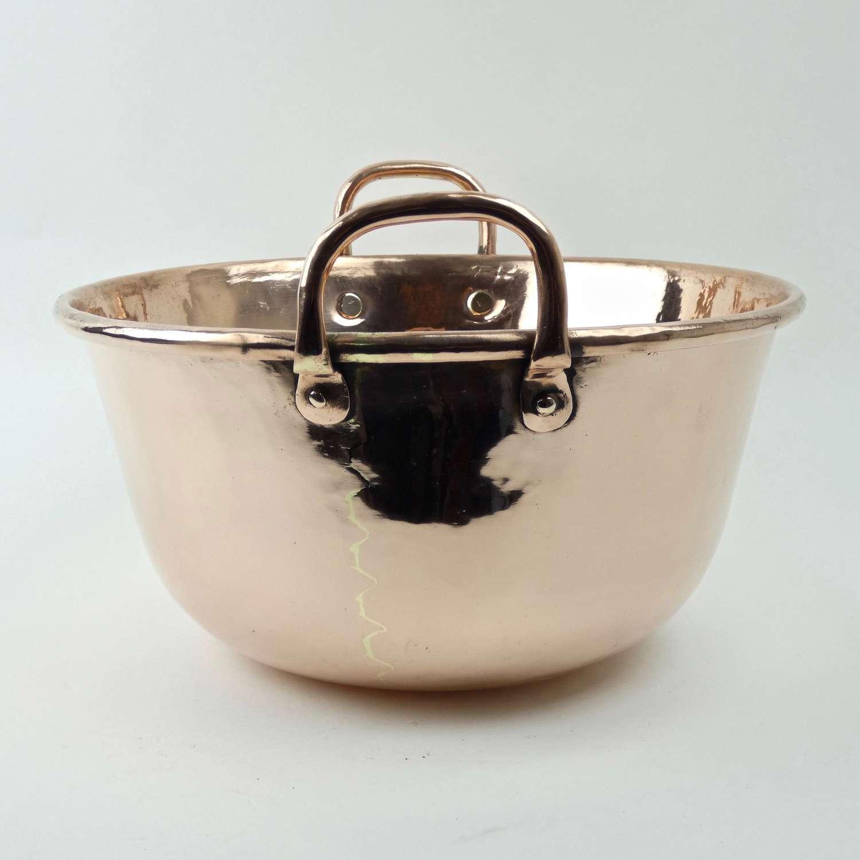 Rustic, French sugar bowl