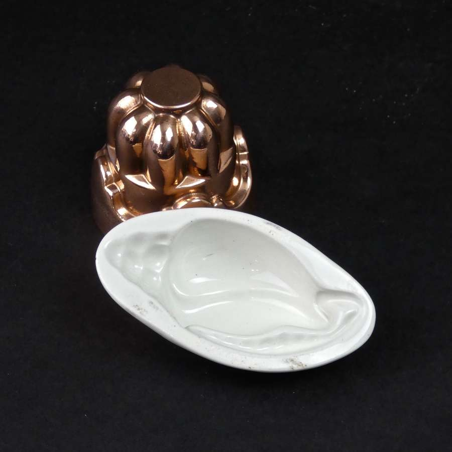 Miniature Copeland shell mould