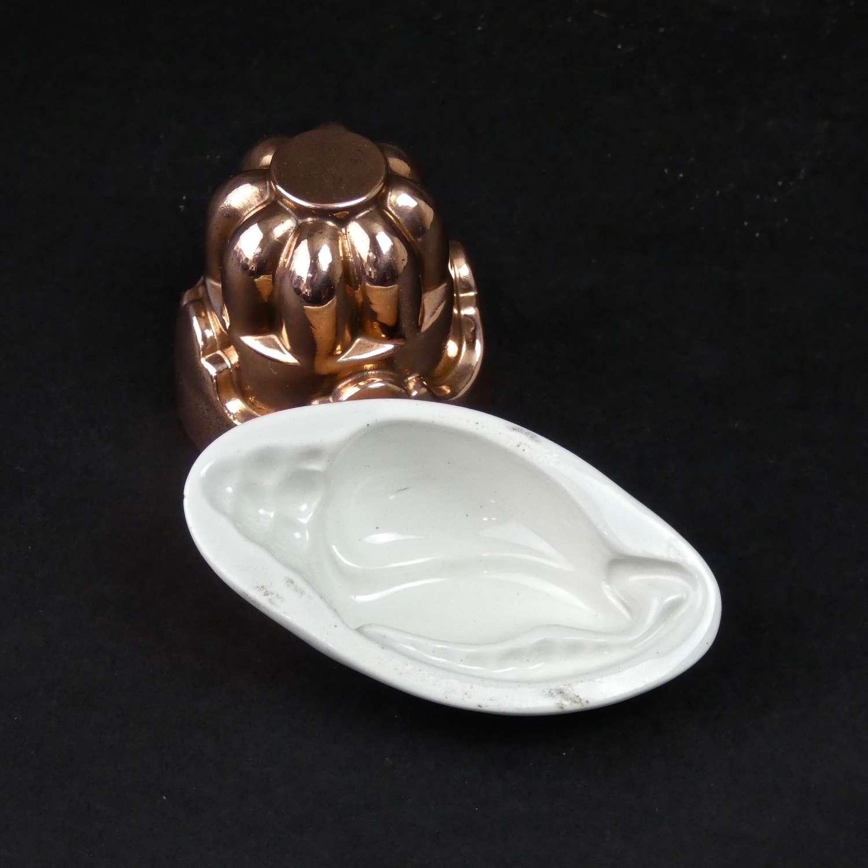 Miniature Copeland shell mould