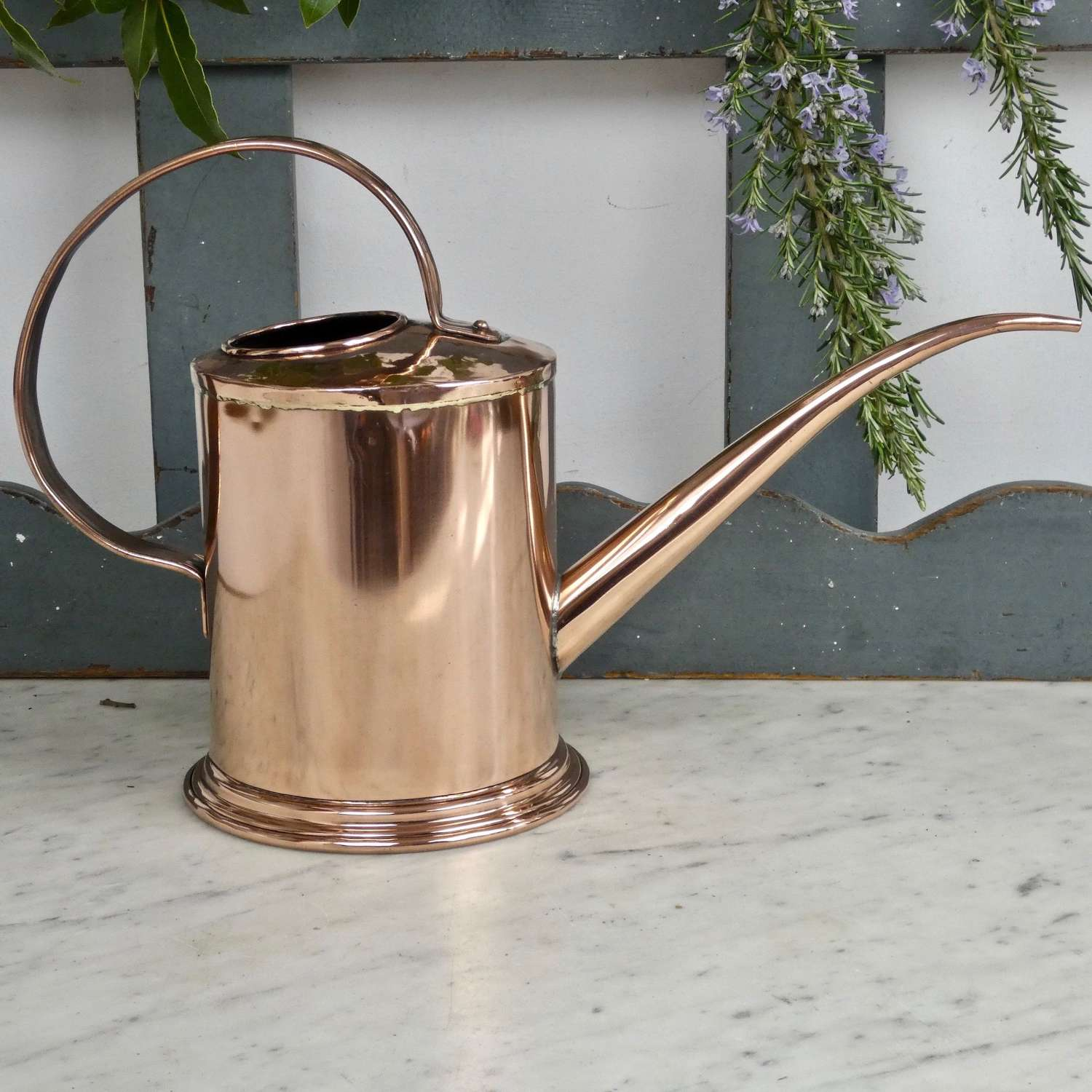 Small, French watering can
