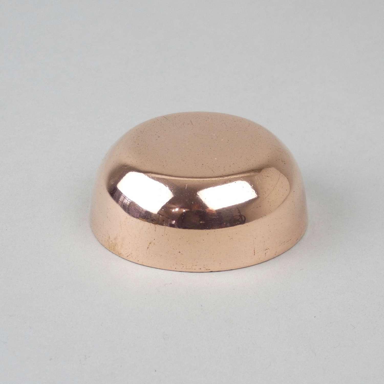 Copper patty pan