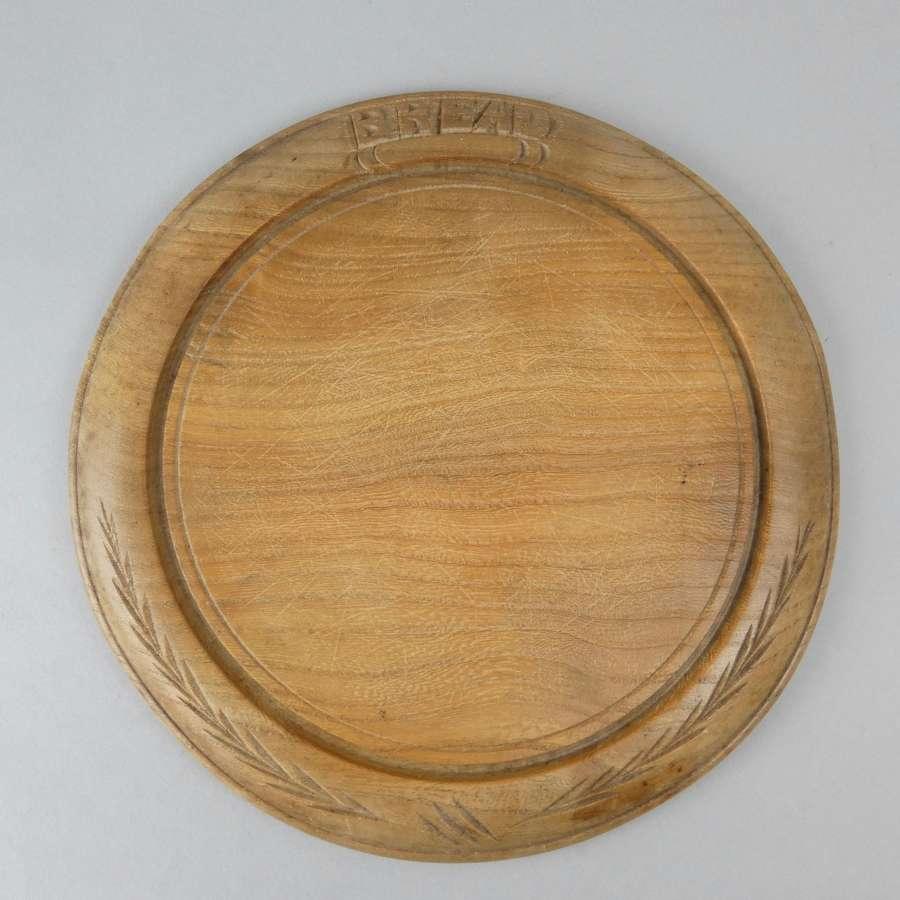Oak breadboard