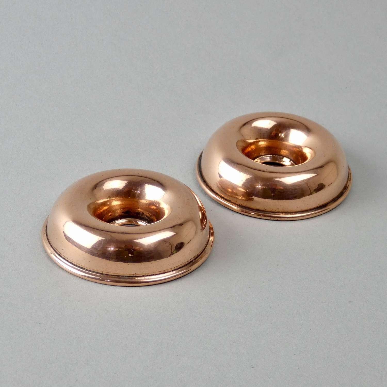 Miniature savarin moulds