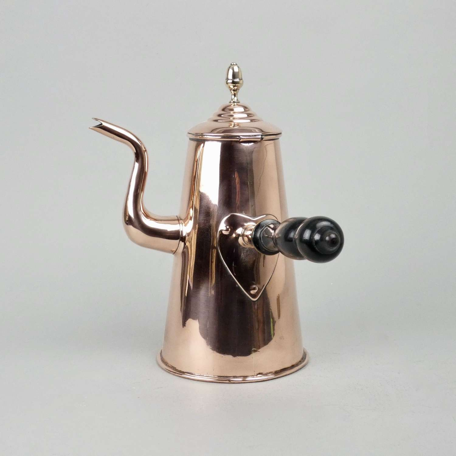 Victorian chocolate or coffeepot