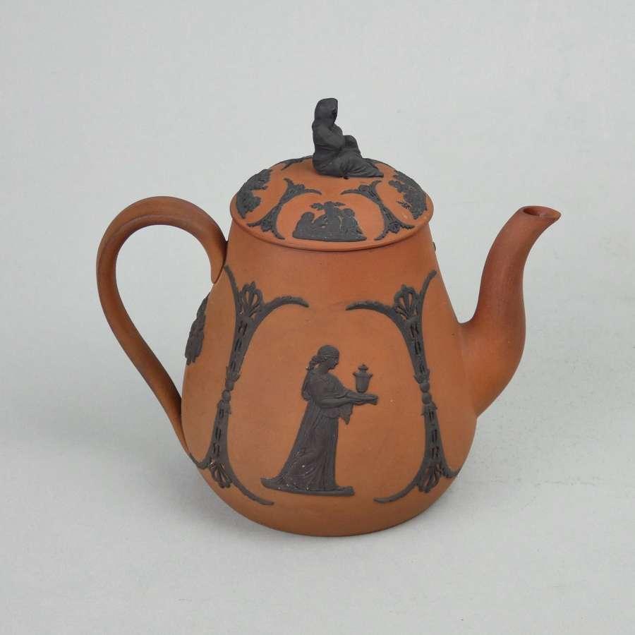 Rosso Antico coffeepot