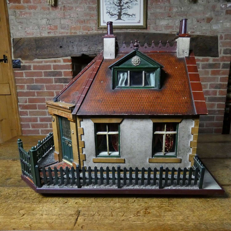 Fabulous 1930's doll's house