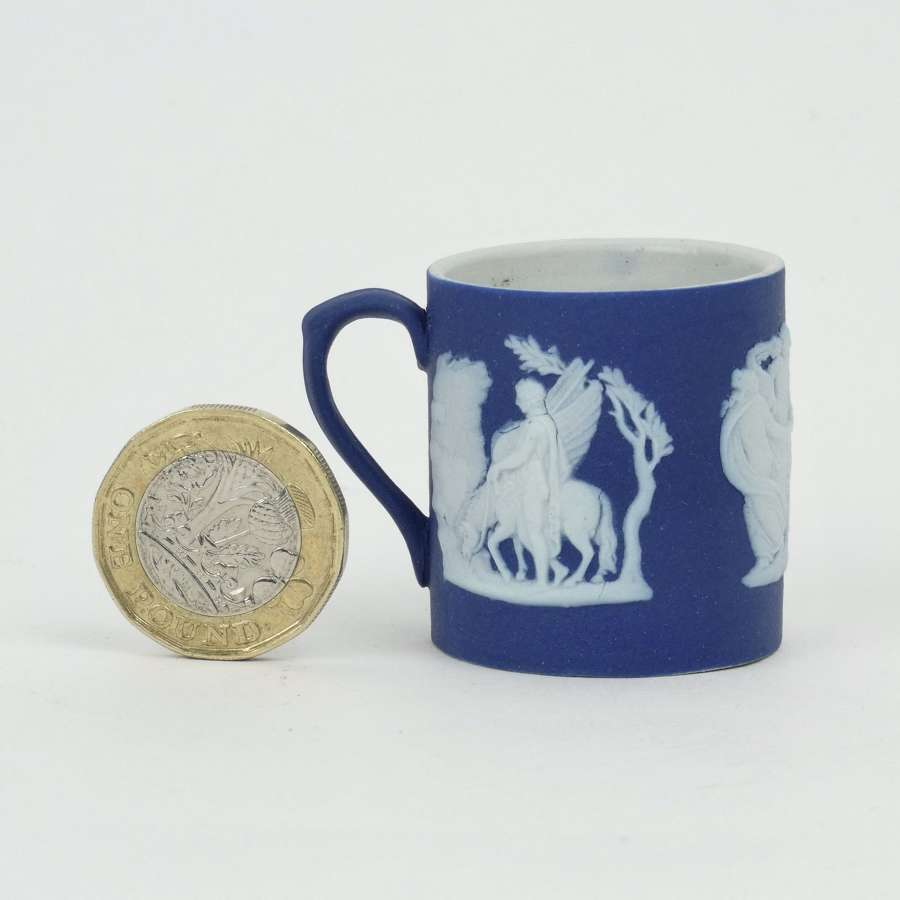 Miniature Wedgwood mug