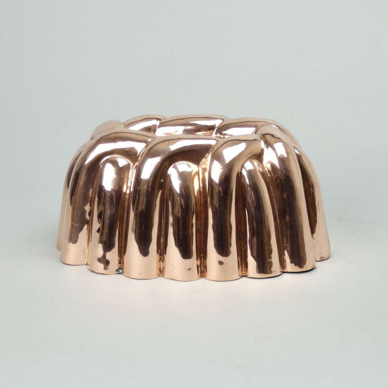 Benham's copper mould