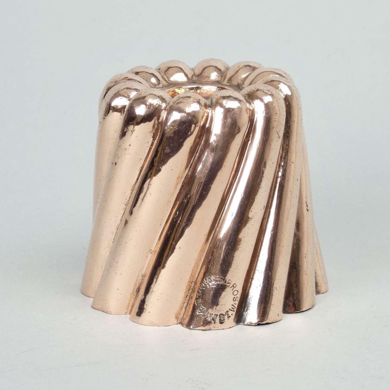 Jones Bros. Copper Mould