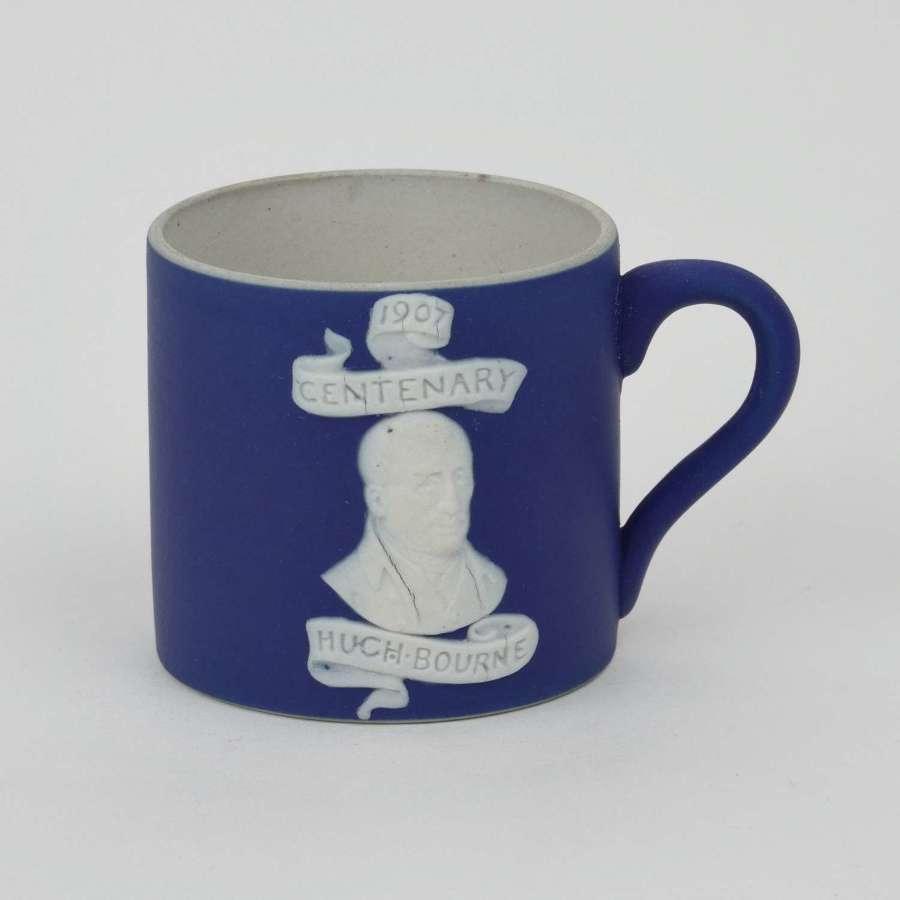 Miniature Adam's jasper mug