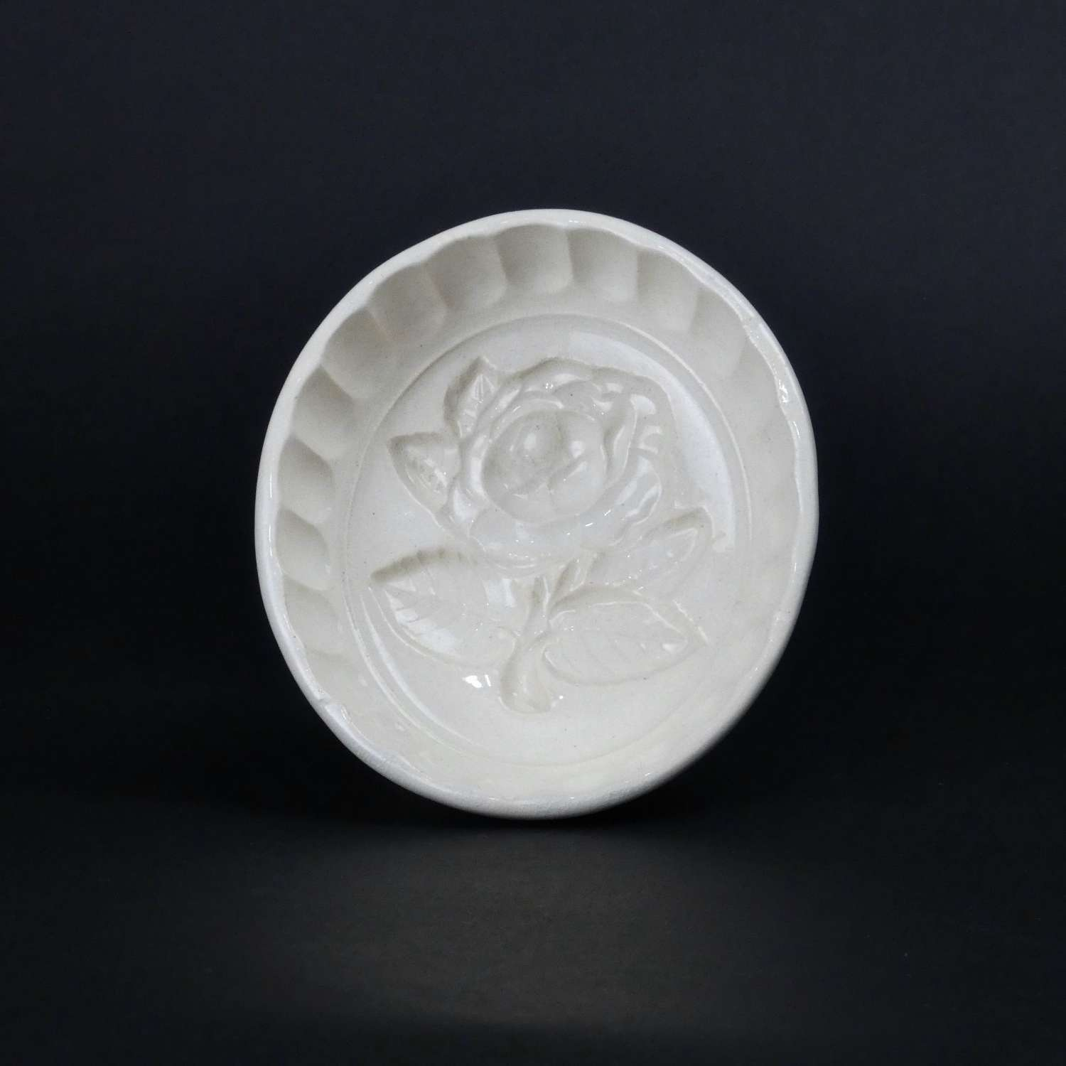 Wedgwood mould of a Rose