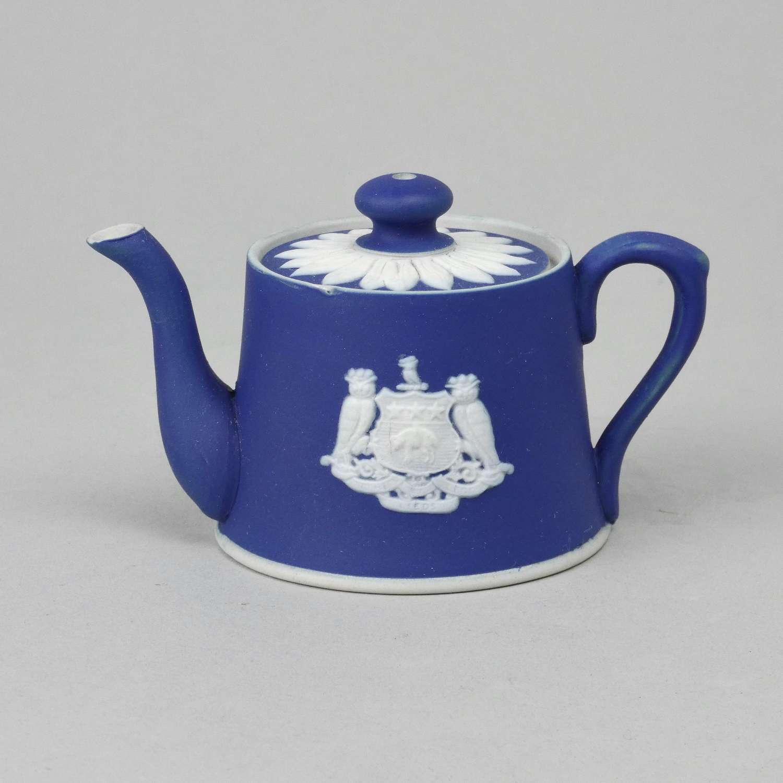 Adam's miniature teapot