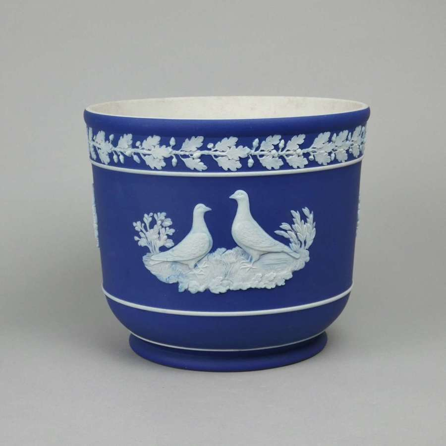 Wedgwood Jardiniere made for Capern's