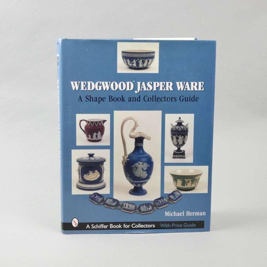 Wedgwood Jasper Ware A Shape Book.
