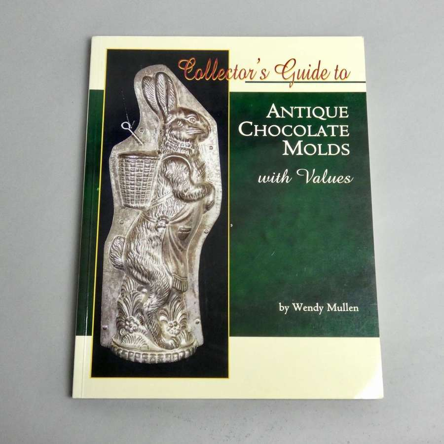 Antique Chocolate Moulds