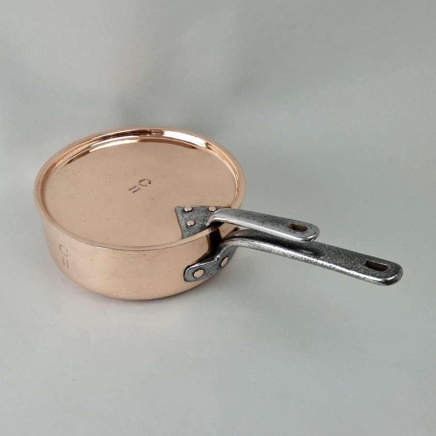 Good Quality Copper Sauté Pan