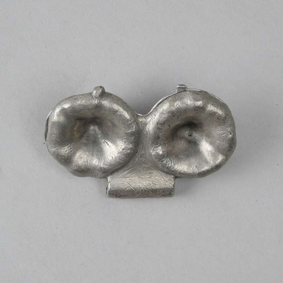 Pewter, Morning Glory Mould